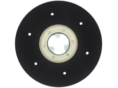 Планшайба пластиковая для АГШК Ø430 мм CHA