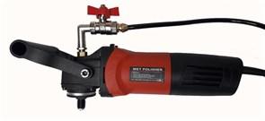 Машина шлифовальная (УШМ) с подачей воды DIS 100MM (0,8кВт/220В) с рег.об. | 500-4500об./мин.
