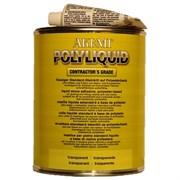 Клей для камня Poly-Liquid жидкий AKEMI прозрачный с медовым оттенком, 1 л (10482)