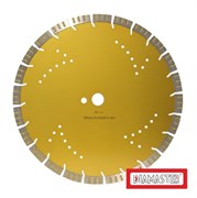 Диск DIAMASTER Lazer W-type COBRA сегментный по железобетону