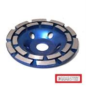 АШК DIAMASTER COBRA Premium Ø 125 мм двухрядный по бетону