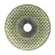 Диск по мрамору отрезной/шлифовальный с гальваническим покрытием DIAM-S