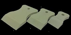 Шпатель SMX резина/набор 3шт (40/60/80мм)