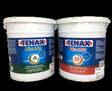 Клей эпоксидный для гранита густой Tenax Rivo-50 (бежевый) 4+4л