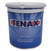 Клей для натурального камня – полиэфирный, густой – Tenax Tixo EX (медовый) 4л
