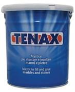 Полиэфирный клей-мастика густой Tenax Solido Trasparente (медовый) 4л