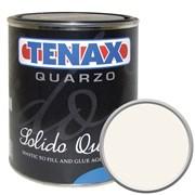 Клей полиэфирный Solido Quarzo Optical White (супербелый, густой) 1л Tenax